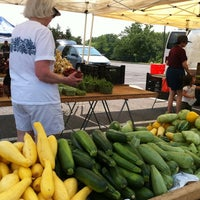 Photo taken at Howard County Farmer's Market at East Columbia Library by Lanny on 5/26/2011