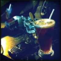 Photo taken at Cafe Mộc by Pusan on 5/8/2012