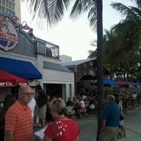 Photo taken at Bubba Gump Shrimp Co. by Brett V. on 7/9/2012