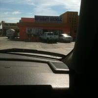 Photo taken at Gasolinera Quecholac by Octavio R. on 1/31/2012
