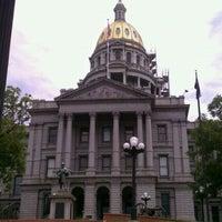 8/14/2011 tarihinde Robert K.ziyaretçi tarafından Colorado State Capitol'de çekilen fotoğraf