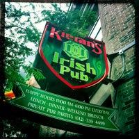 Photo taken at Kieran's Irish Pub by Marina G. on 7/17/2011