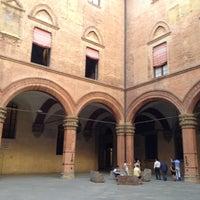 Photo taken at Palazzo d'Accursio - Palazzo Comunale by Dimitri T. on 7/18/2012