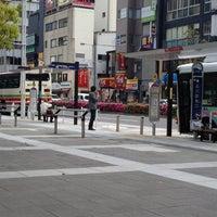 Photo taken at 品川駅港南口バスターミナル by BJ Y. S. on 5/6/2012