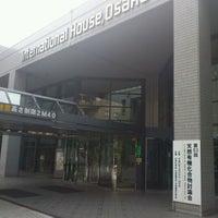 Photo taken at Osaka International House by Hitoshi G. on 9/28/2011