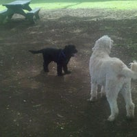Photo taken at Moanalua Dog Park by Talia C. on 11/19/2011