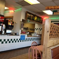 Photo taken at Jon Smith Subs by Mark Z. on 3/13/2012