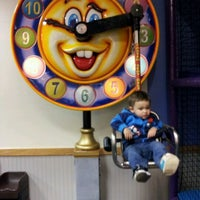 Photo taken at Chuck E. Cheese's by Heather F. on 4/29/2012
