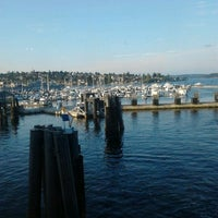 Photo taken at Bremerton Ferry Terminal by Stacy S. on 7/15/2012
