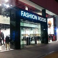Photo taken at Fashion Rocks by Chris B. on 10/5/2011