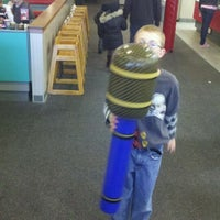 Photo taken at Chuck E. Cheese's by Russell W. on 12/11/2011