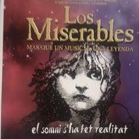 Photo taken at Barcelona Teatre Musical by Eduardo D. on 3/16/2012