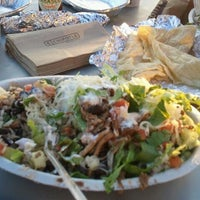 Photo taken at Chipotle Mexican Grill by Ryan E. on 9/12/2011