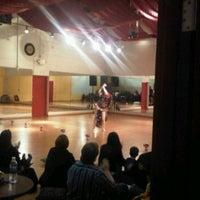 Photo taken at Pera Dance Studio by Andye A. on 1/17/2012