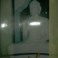 Photo taken at Sri Subodharama Maha Viharaya by Aroshan F. on 6/29/2011