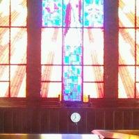 Photo taken at Church of the Good Shepherd by Brandon W. on 2/19/2012