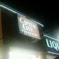 Photo taken at Capital City Package by Pink Sugar Atlanta N. on 12/4/2011