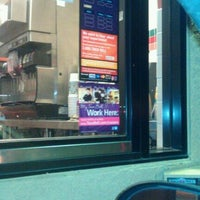 Photo taken at Taco Bell by Shaunna W. on 8/26/2011