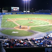 Photo taken at Harbor Park by Andrew J. on 5/29/2011