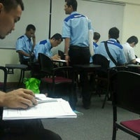 Photo taken at Learning Block B by Mohd Azuan S. on 3/7/2012