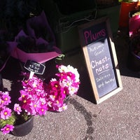 Photo taken at Adelaide Showground Farmers' Market by Meg D. on 4/15/2012