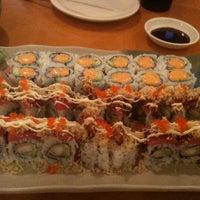 Photo taken at Kai Sushi Cafe by Sarah K. on 8/9/2011