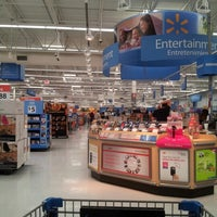 Photo taken at Walmart Supercenter by Yuri F. on 8/24/2012
