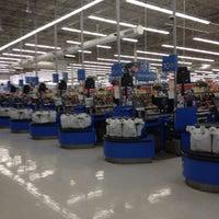 Photo taken at Walmart Supercenter by Jake B. on 5/23/2012