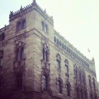 Foto tomada en Quinta Casa de Correos (Palacio Postal) por Mire Y. el 5/10/2012