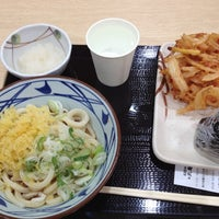 Photo taken at Marugame Seimen by ヒッシー on 8/22/2012