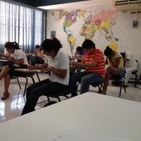 Photo taken at Centro de Estudios de Lenguas Extranjeras by Miriam A. on 4/18/2012
