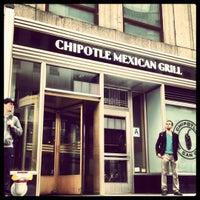 5/16/2012にErik S.がChipotle Mexican Grillで撮った写真