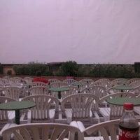 Das Foto wurde bei Cinema Los Vergeles von Cristina G. am 7/19/2012 aufgenommen