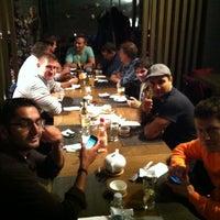 Photo taken at Silk Sushi Bar by Darrin A. on 9/14/2011
