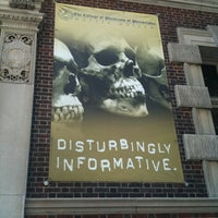 Photo taken at Mütter Museum by MRS Y. on 8/13/2011