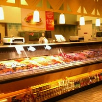 Photo taken at Gelson's Market by Oscar G. on 1/21/2012