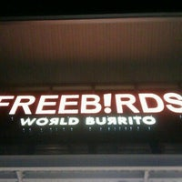 Photo taken at Freebirds World Burrito by Amanda L. on 12/4/2011