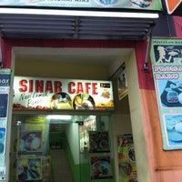 Photo taken at Sinar Cafe by Edwin T. on 1/28/2012