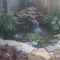 Photo taken at The Beautiful Fish Pond by Kevin D. on 5/27/2011