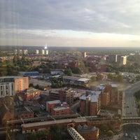Photo taken at Cloud 23 by Stuart E. on 9/7/2012