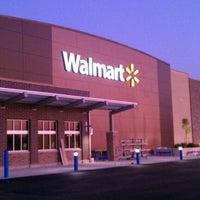 Photo taken at Walmart Supercenter by Rachel P. on 9/2/2011