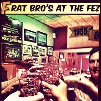 Photo taken at The Red Fez by Ryan S. on 4/21/2012