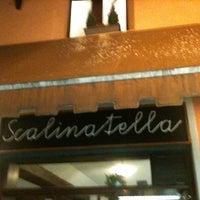 Photo taken at Pizzeria Ristorante Scalinatella by Jacopo C. on 7/6/2012