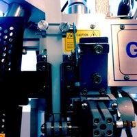 Photo taken at Techno-Espace Laboratoire Technologique Du Vêtement by Duc C. N. on 3/7/2012