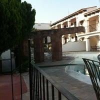Photo taken at Parador del Cortijo by Jessiti on 5/8/2012