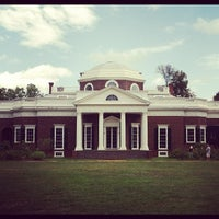 Photo taken at Monticello by David F. on 8/5/2012
