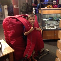 Photo taken at L.L.Bean by Aaron B. on 9/1/2012