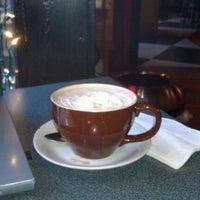 Photo taken at Day's Espresso & Coffee by Reggie R. on 1/7/2012