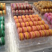 Photo taken at Pierre Hermé by Oh M. on 7/18/2012