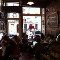 Photo taken at Jack's Stir Brew Coffee by Sam S. on 5/7/2011